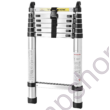 Brunner alkovlétra összecsukható, 6 fokozat/150kg