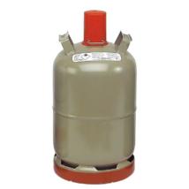 Propán gázpalack 11 kg, acél, töltetlen