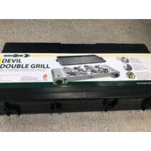 Devil Dupla gázfőző, grillezővel