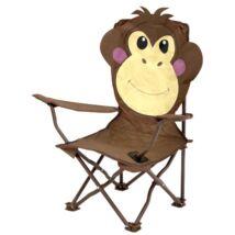 Gyerek kemping szék Majom