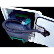 SOG - elektromos 12 V-os WC-szellőzés C500 fehér