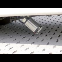 Linnepe elektromos auto támasztóláb, 2 db, 180 mm/2000kg/db
