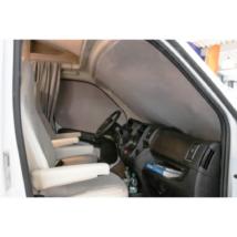 Hindermann Premio Fiat Ducato kabin üveg belső sötétítő és hőszigetelő takaró/2006-tól