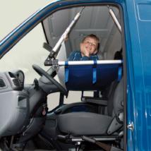 Euro carry gyerekágy, kabinba szerelhető
