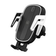 Telefontartó vezeték nélküli töltés funkcióval
