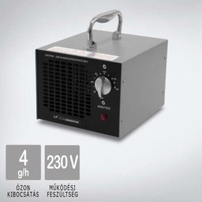 Ózongenerátor, fertőtlenítő készülék, időzítővel, ózon 4000 mg/h, 220V