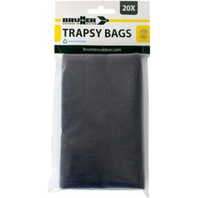 Trapsy szemeteszacskó 3,5L/ 20 db