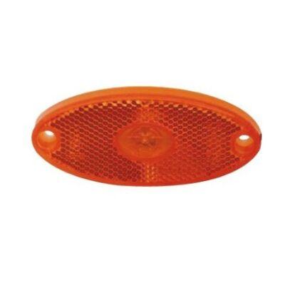 LED oldalsó jelzőfény sárga