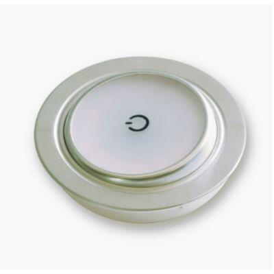 LED süllyesztett mozgatható spotlámpa érintős, Swing Touch