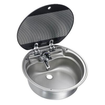 Kerek mosogató SNG 420