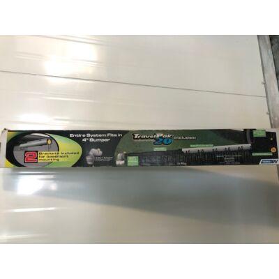 Premium szennyvíz elvezető csőrendszer adapterrel 4in1