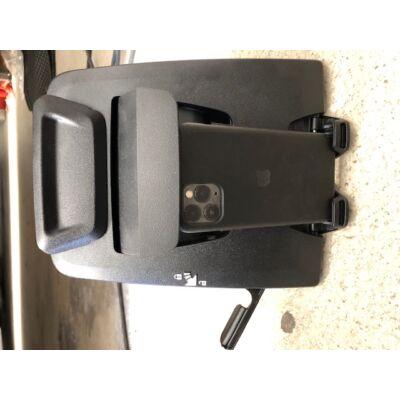 Felhajtható telefon-tablet tartó Fiat Ducato