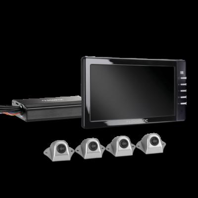 Dometic CAM360 Birdview system tolató kamera, 4 objektíves