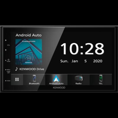 Kenwood 2 DIN fejegység DMX5020BTS Apple CarPlay/Android Auto