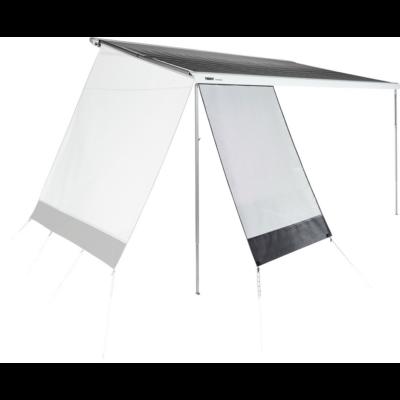 Thule Sun blocker ponyva 280 cm széles x 170 cm magas napellenző előtető elejére
